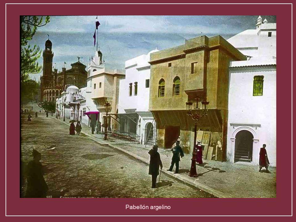 Pabellón argelino