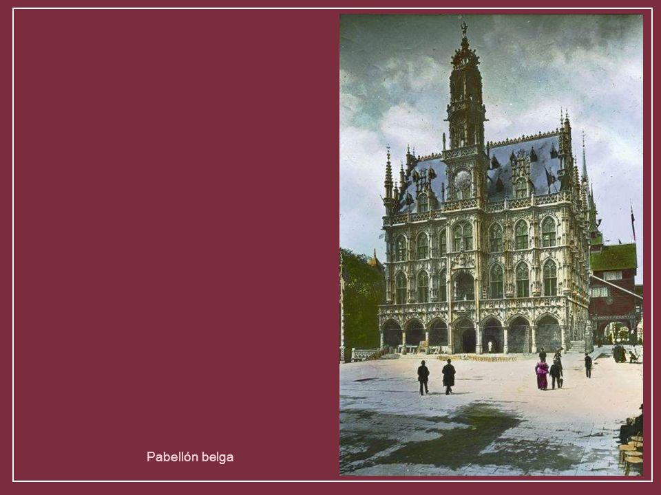 Pabellón belga