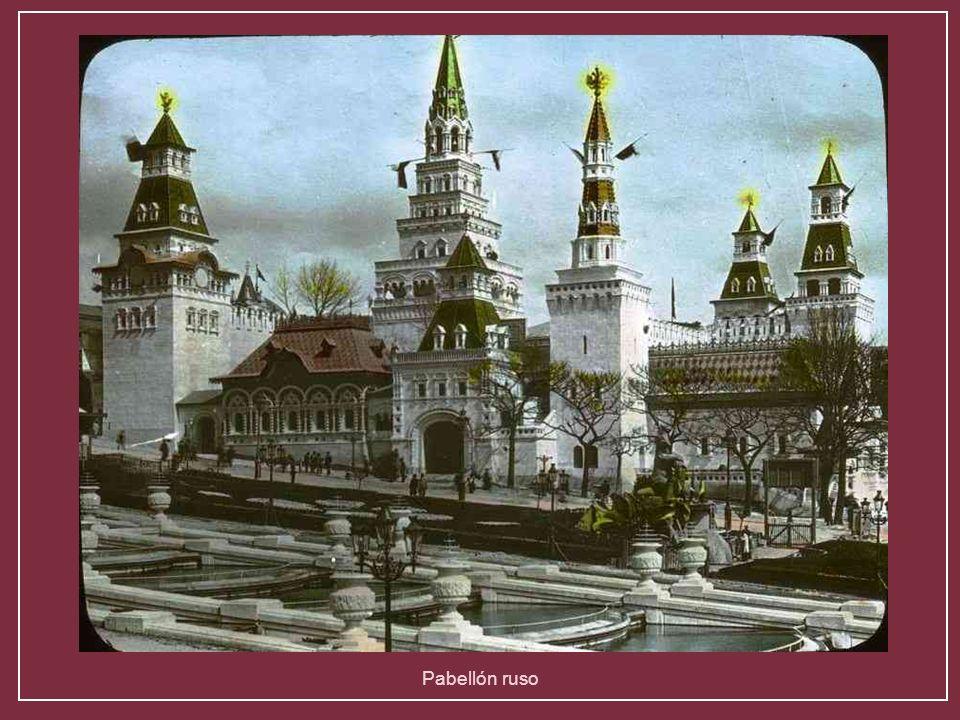 Pabellón ruso