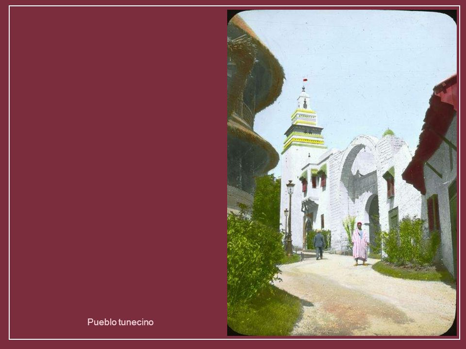 Pueblo tunecino