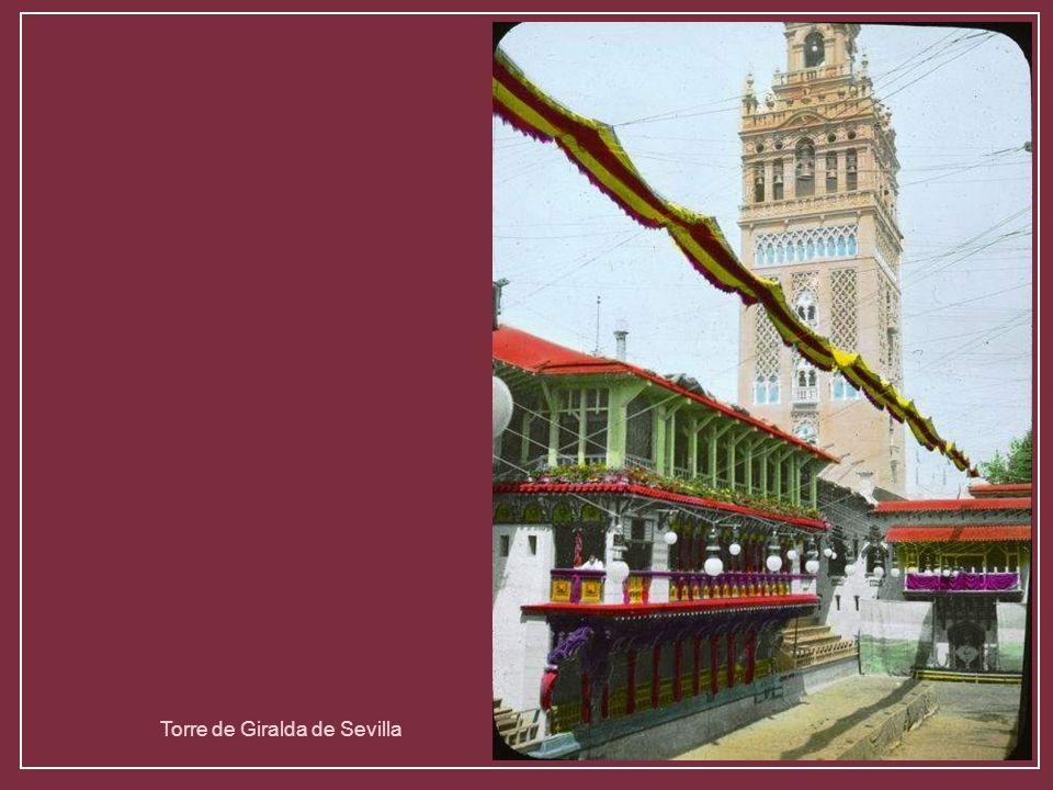 Torre de Giralda de Sevilla