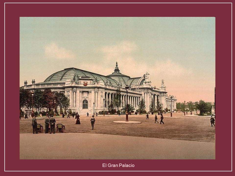 El Gran Palacio