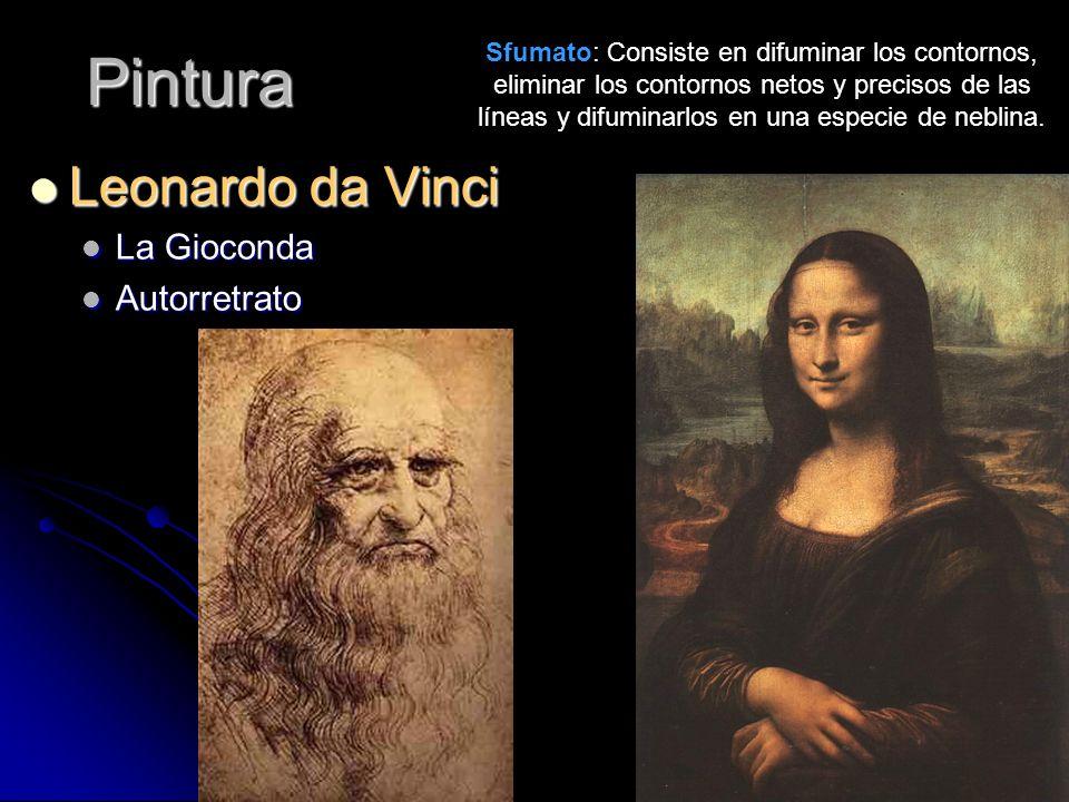 Pintura Leonardo da Vinci La Gioconda Autorretrato