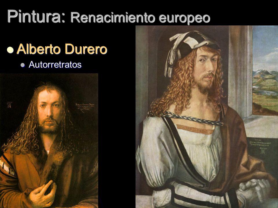 Pintura: Renacimiento europeo