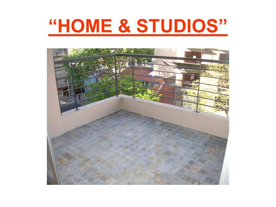 HOME & STUDIOS