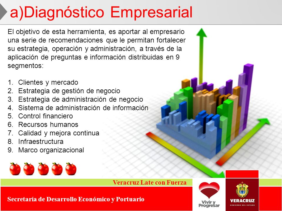 a)Diagnóstico Empresarial