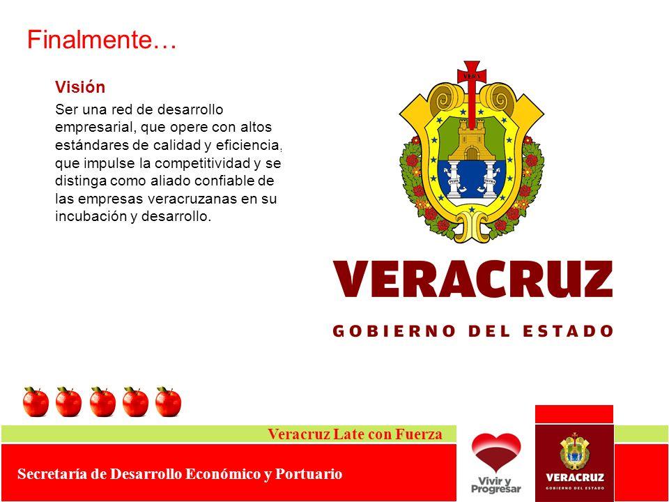 Finalmente… Visión Veracruz Late con Fuerza