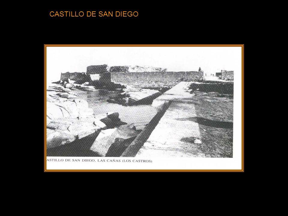 CASTILLO DE SAN DIEGO