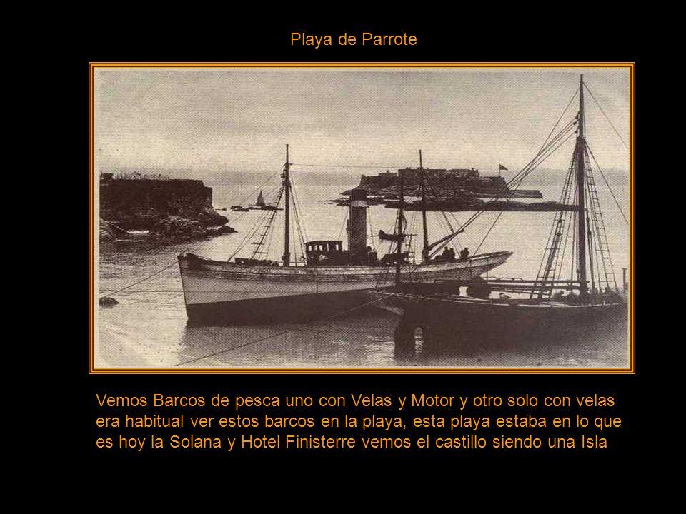 Playa de Parrote