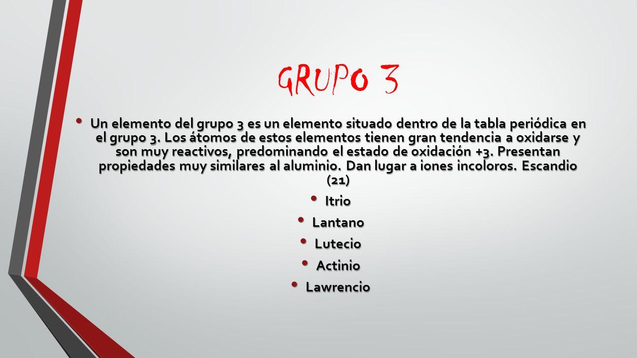 Tabla periodica la tabla peridica de los elementos es una 6 grupo urtaz Images