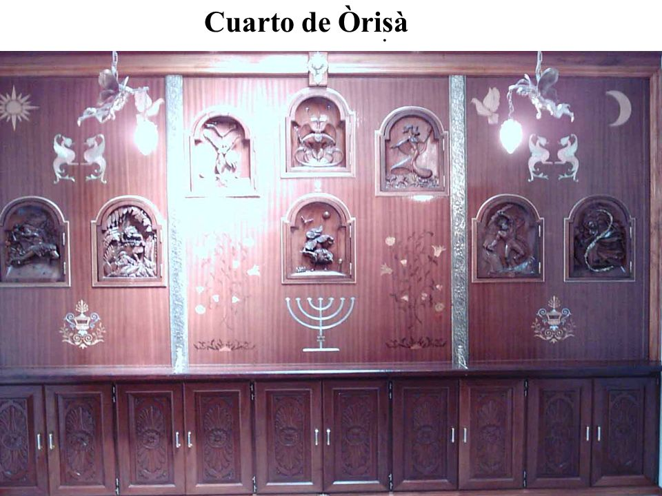 Cuarto de Òrisà .