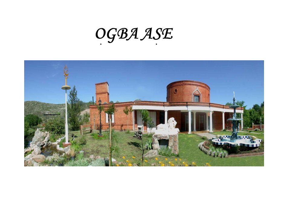 OGBA ASE . .