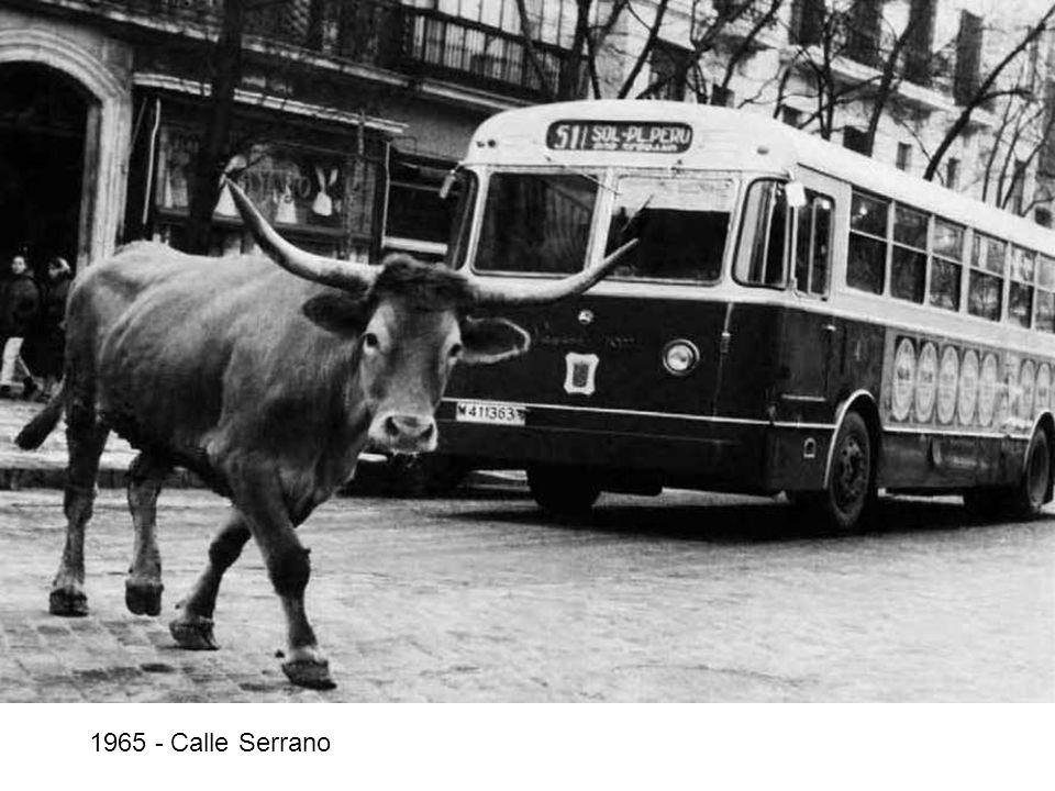 1965 - Calle Serrano
