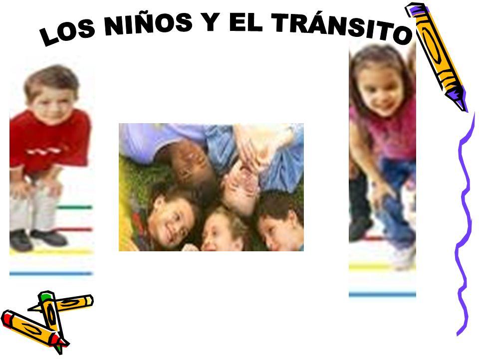 LOS NIÑOS Y EL TRÁNSITO