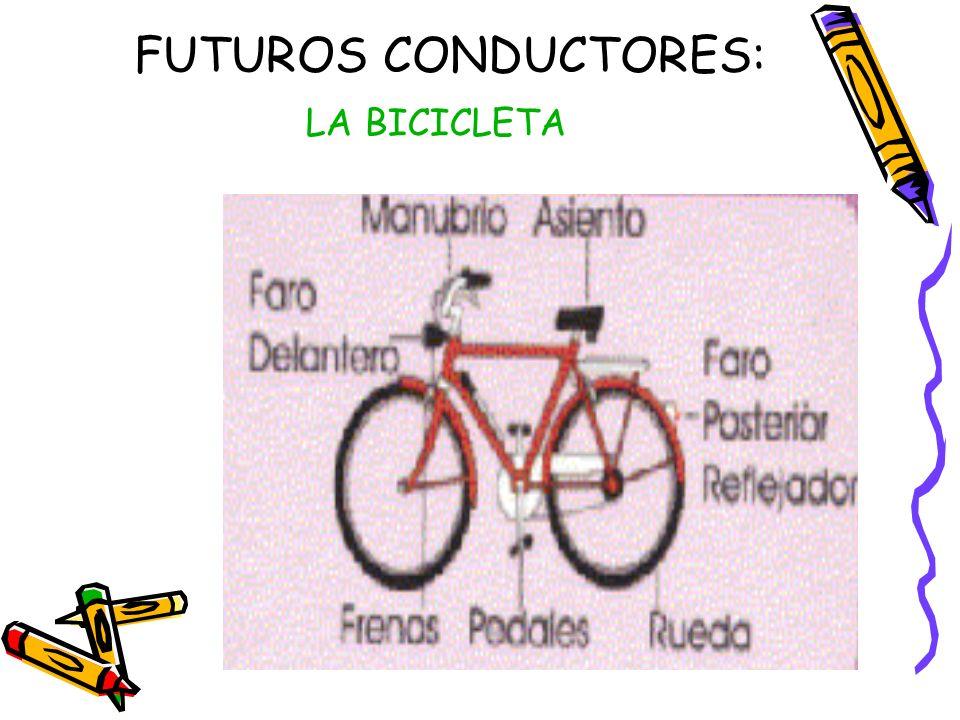 FUTUROS CONDUCTORES: LA BICICLETA