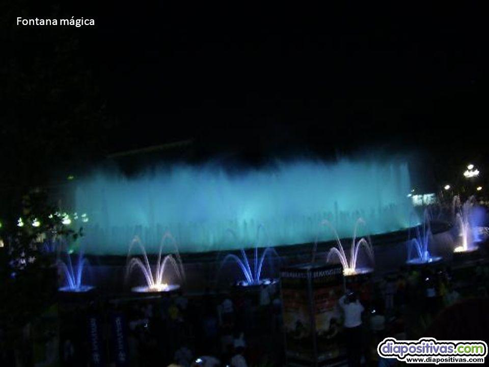Fontana mágica