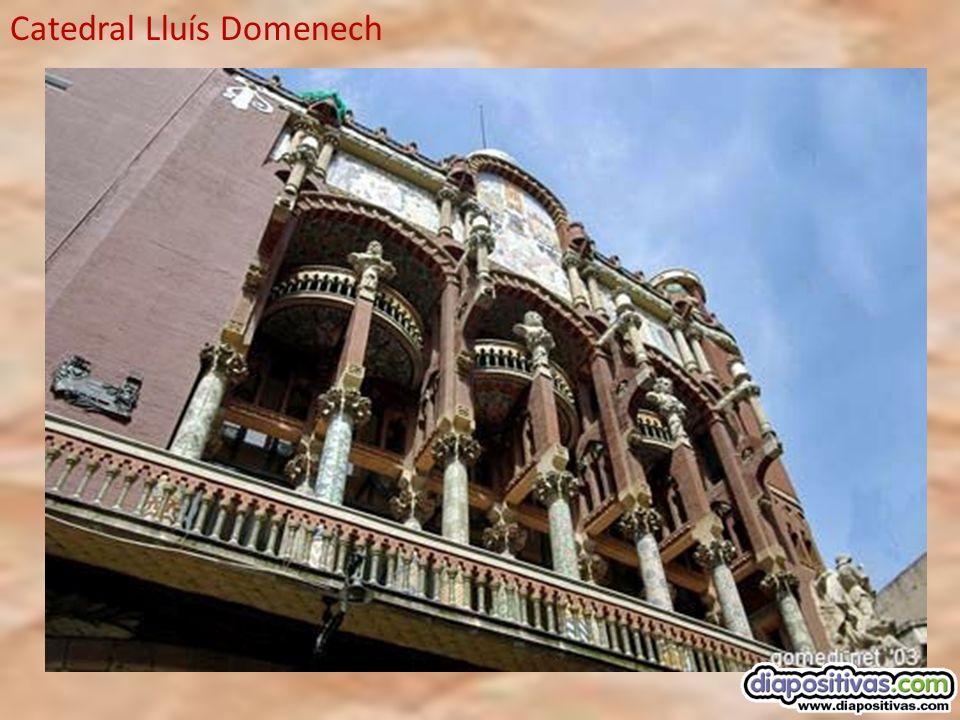 Catedral Lluís Domenech