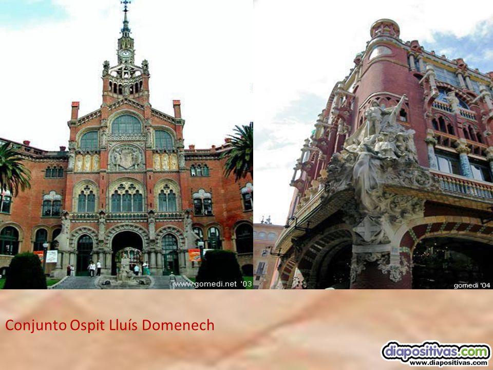 Conjunto Ospit Lluís Domenech