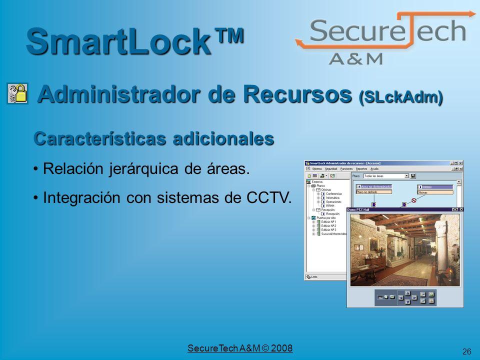 Administrador de Recursos (SLckAdm)