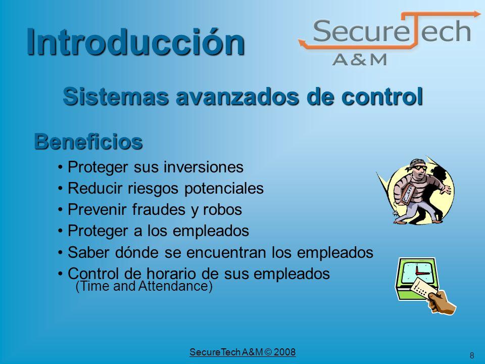 Sistemas avanzados de control