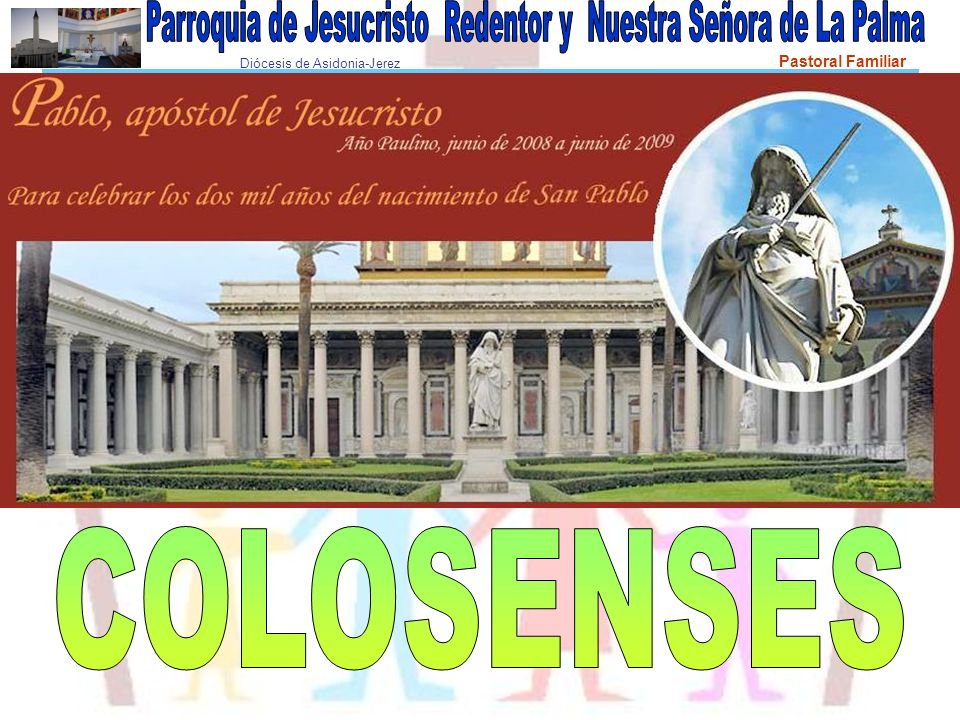 COLOSENSES