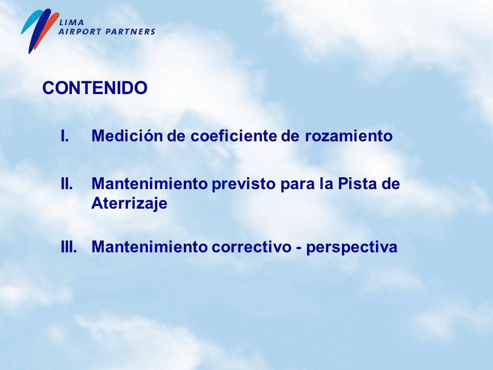 CONTENIDO I. Medición de coeficiente de rozamiento
