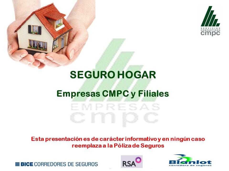 Empresas CMPC y Filiales
