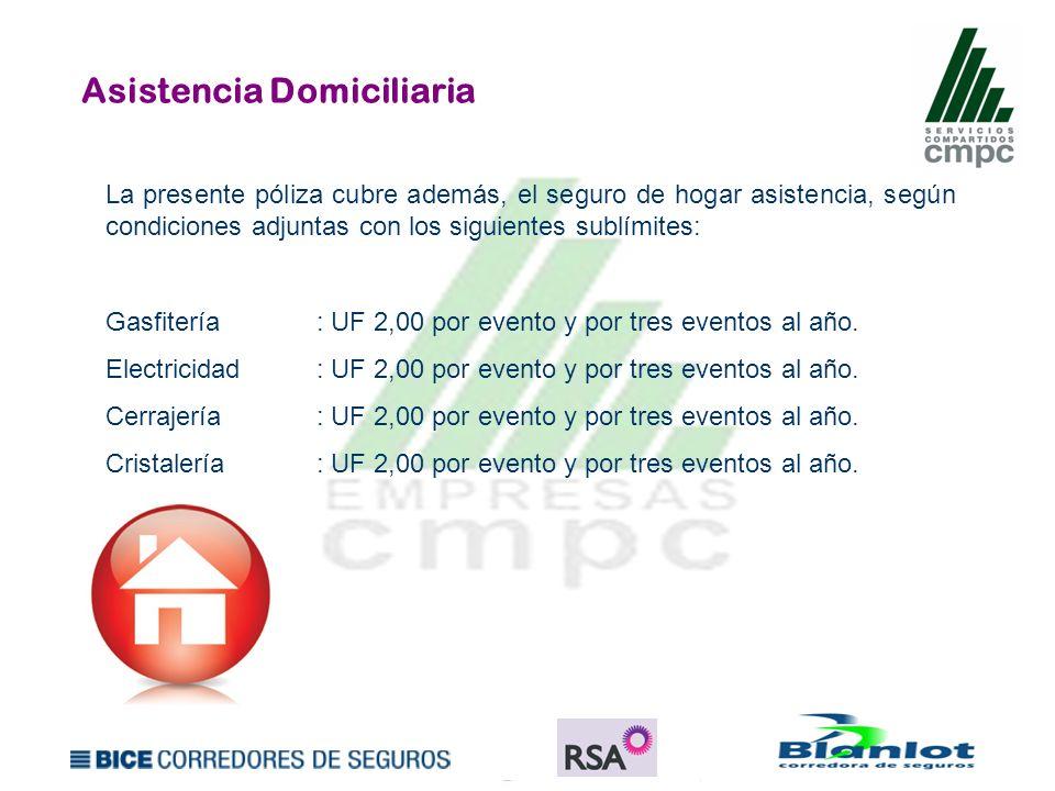 Asistencia Domiciliaria