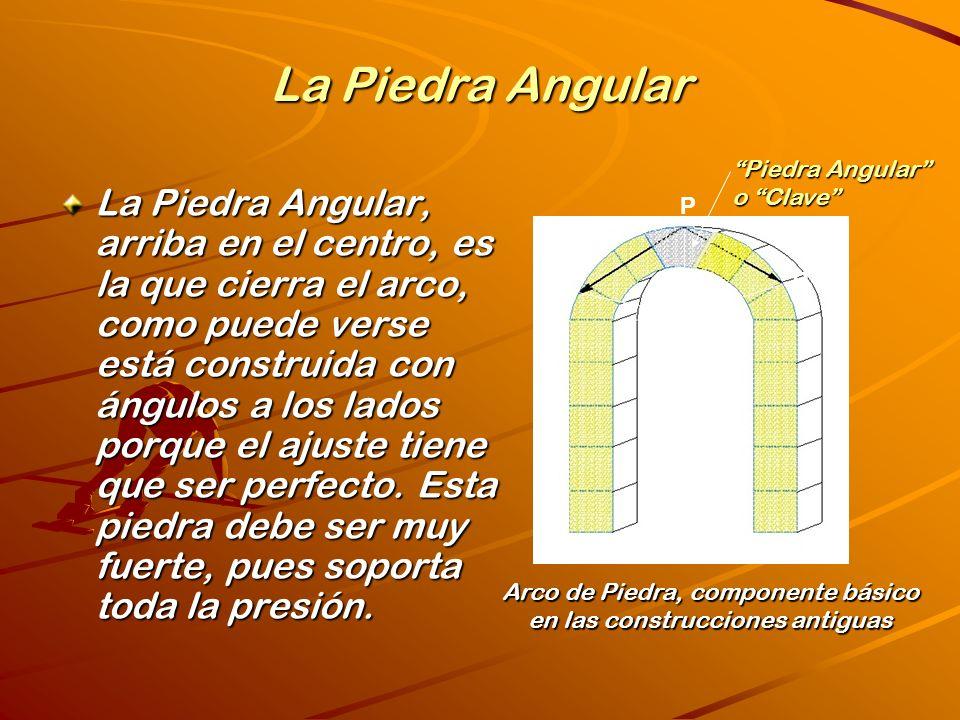 Arco de Piedra, componente básico en las construcciones antiguas