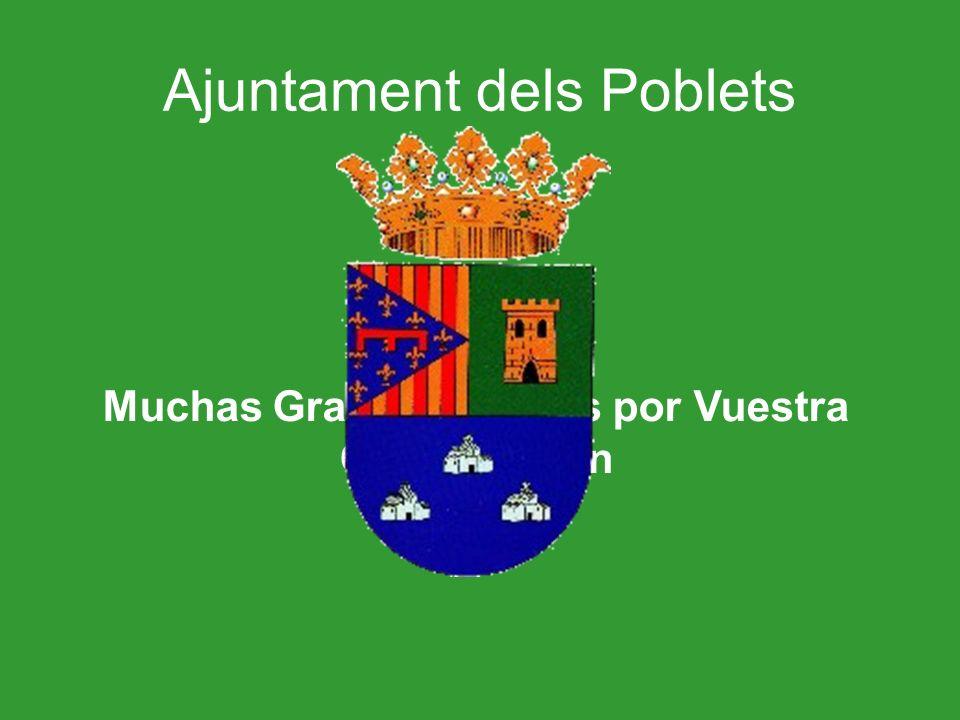 Ajuntament dels Poblets