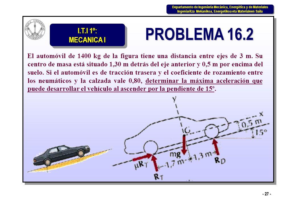 PROBLEMA 16.2