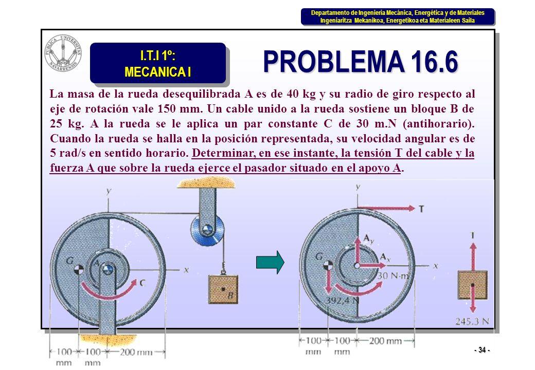 PROBLEMA 16.6