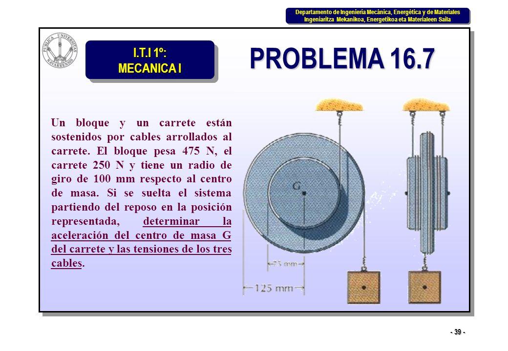 PROBLEMA 16.7
