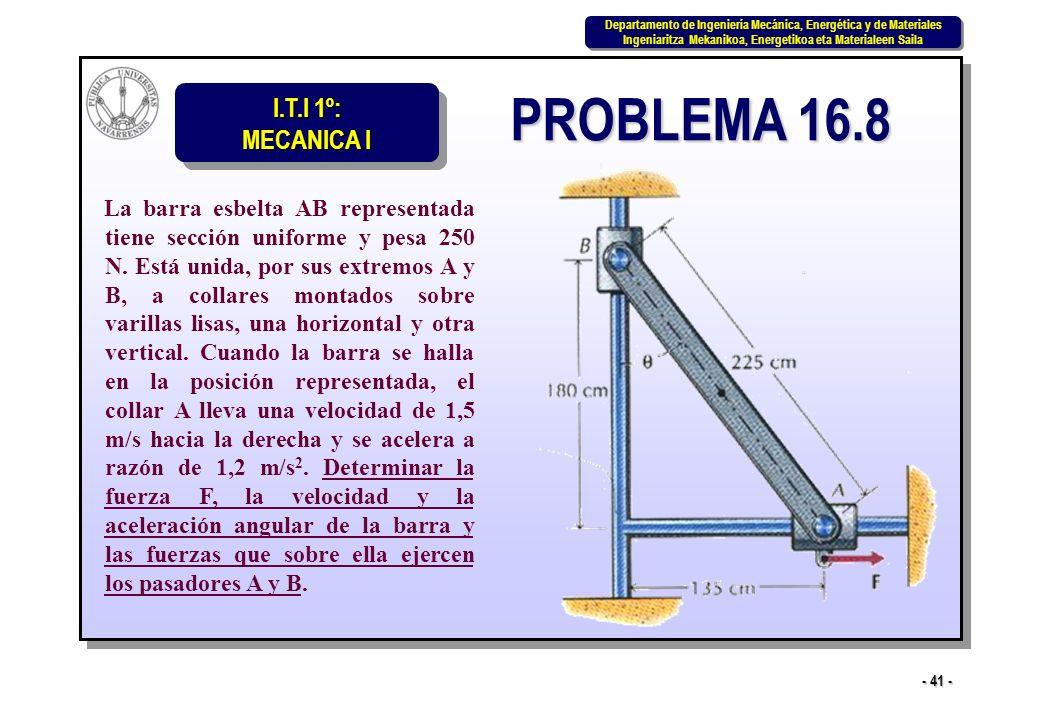 PROBLEMA 16.8