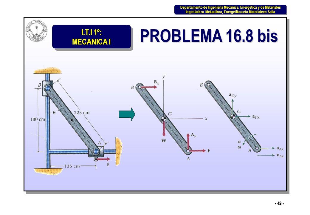 PROBLEMA 16.8 bis