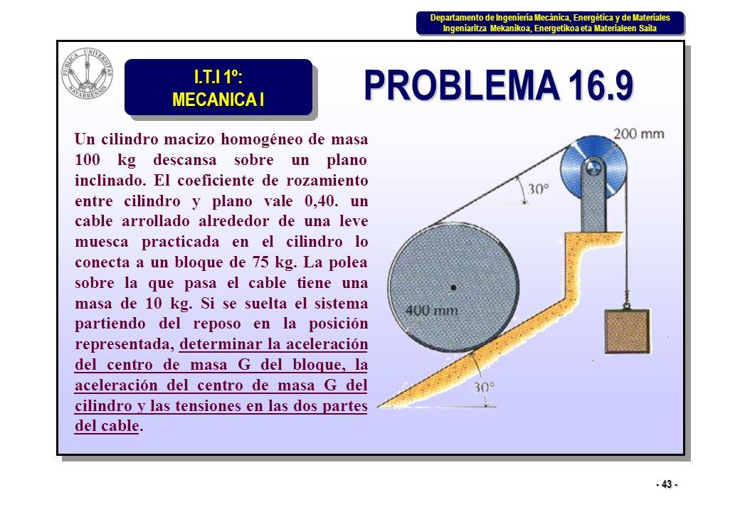 PROBLEMA 16.9