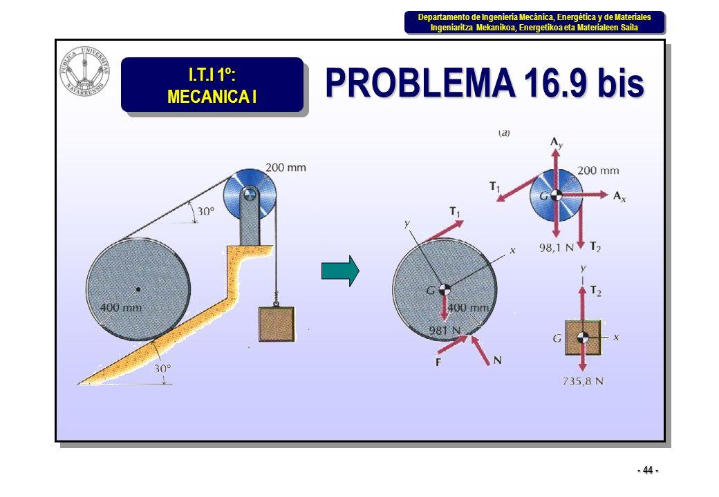 PROBLEMA 16.9 bis