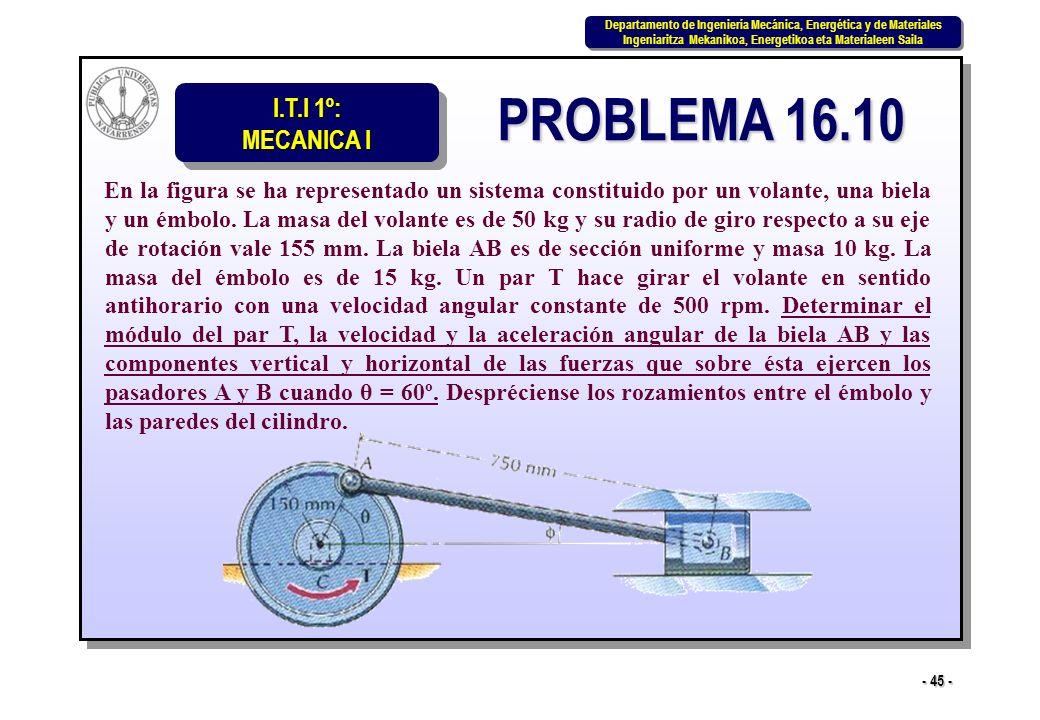PROBLEMA 16.10