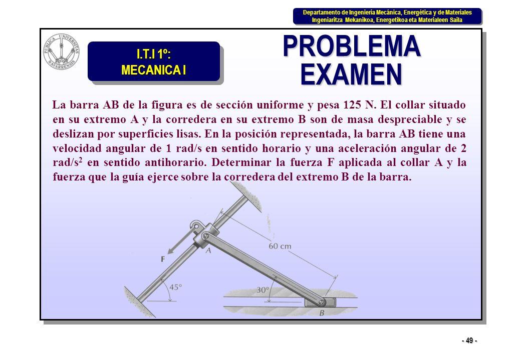 PROBLEMA EXAMEN