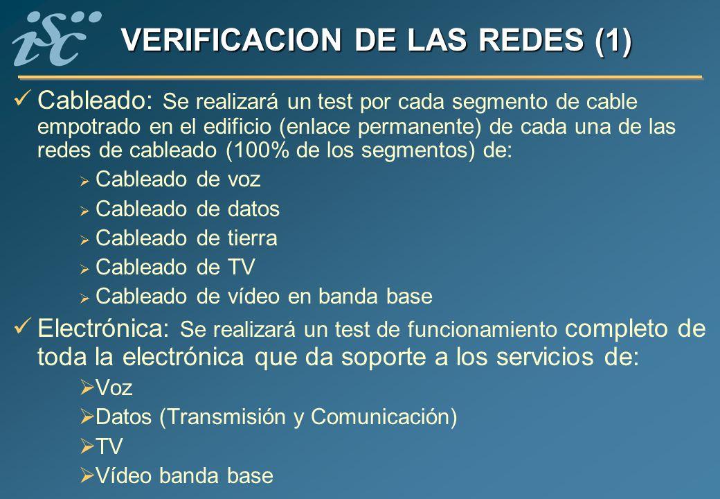 VERIFICACION DE LAS REDES (1)