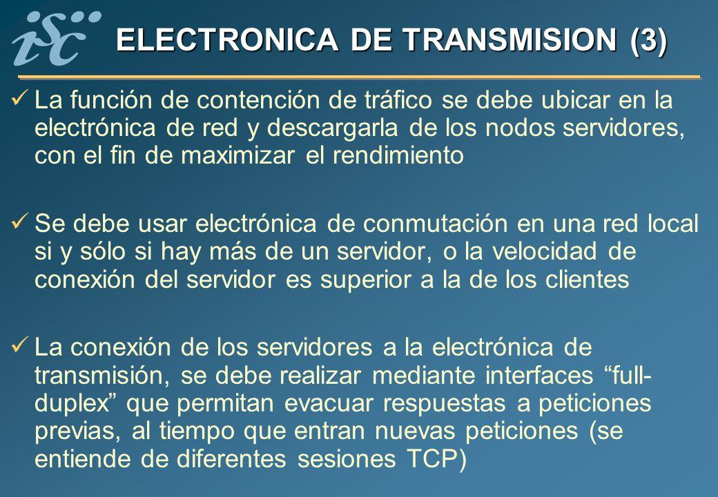 ELECTRONICA DE TRANSMISION (3)