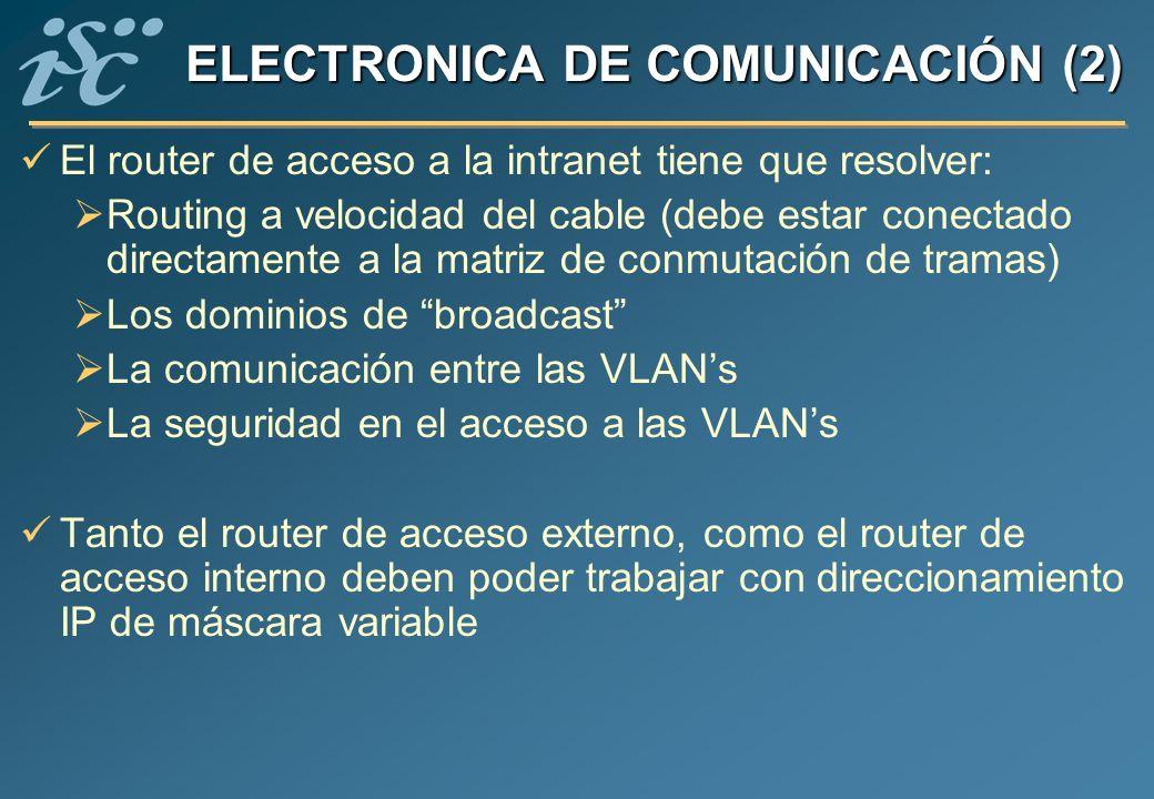 ELECTRONICA DE COMUNICACIÓN (2)