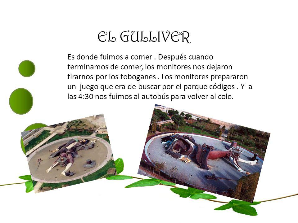 EL GULLIVER