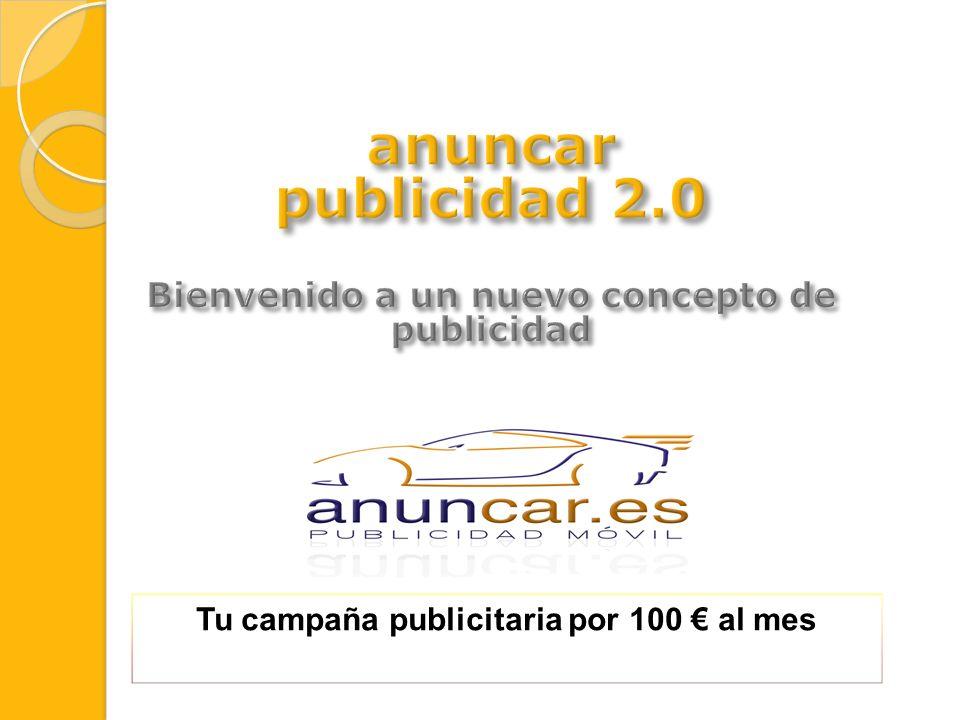 anuncar publicidad 2.0 Bienvenido a un nuevo concepto de publicidad
