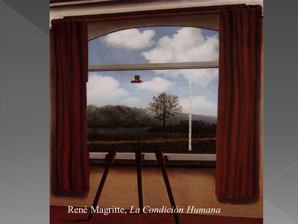 René Magritte, La Condición Humana