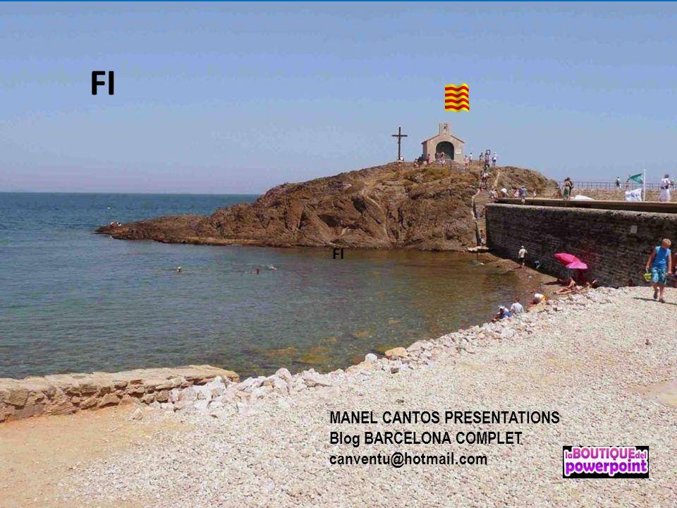 FI FI MANEL CANTOS PRESENTATIONS Blog BARCELONA COMPLET