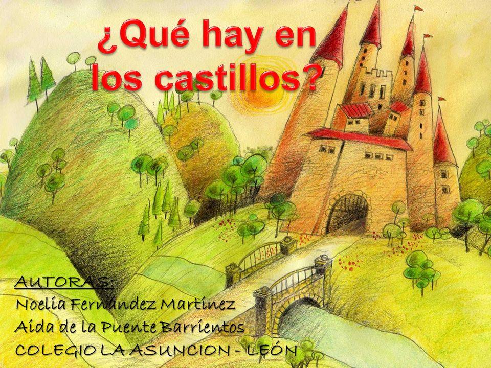 ¿Qué hay en los castillos