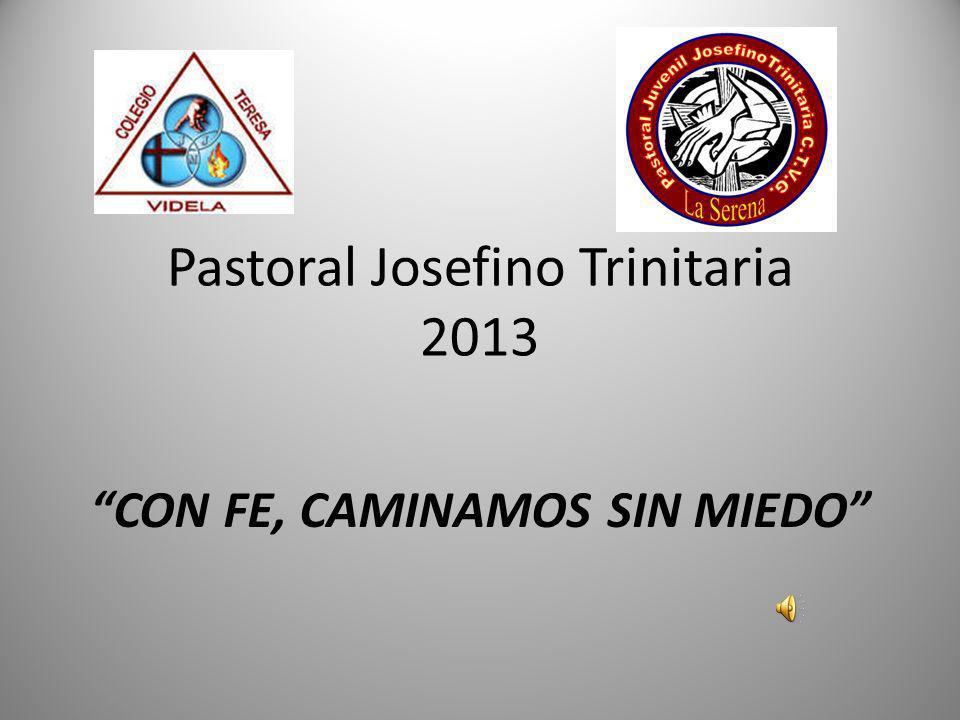 Pastoral Josefino Trinitaria 2013