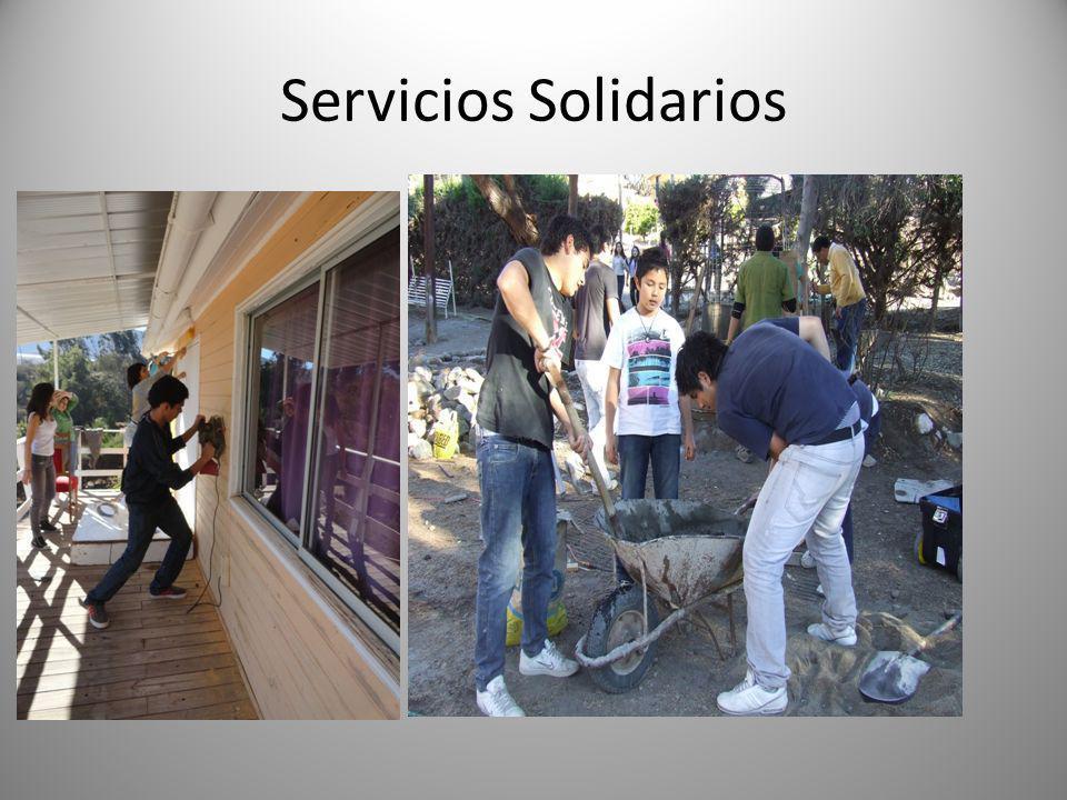 Servicios Solidarios