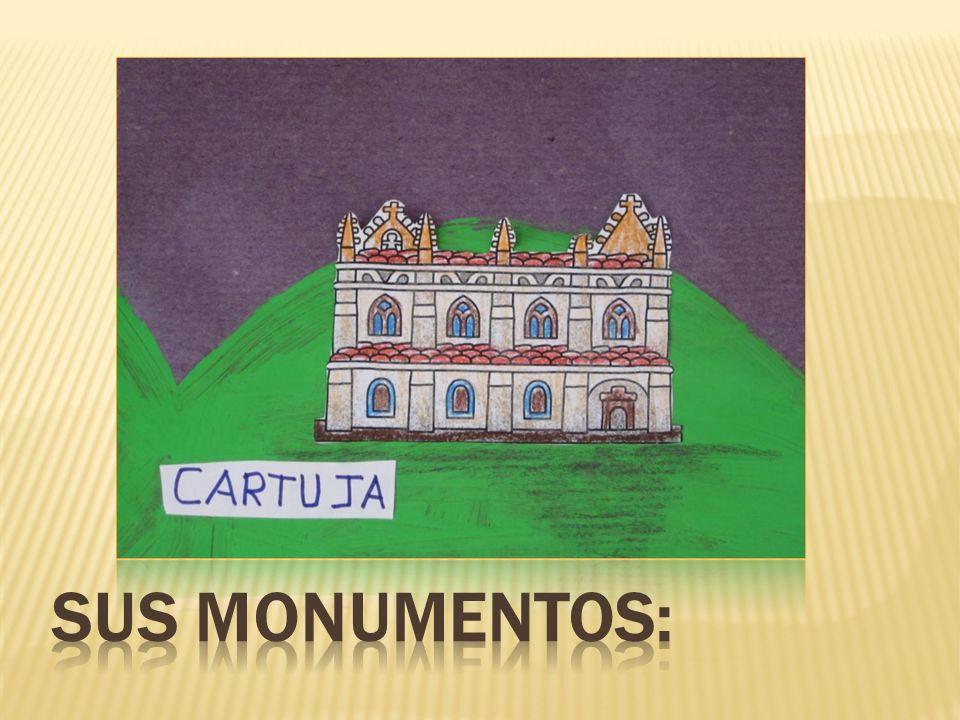 SUS MONUMENTOS: